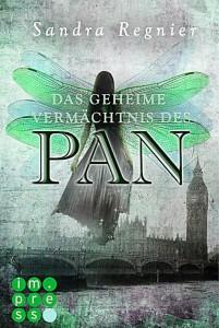 Das geheime Vermächtnis des Pan Book Cover