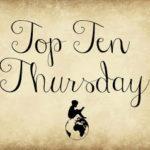 [Top Ten Thursday] 10 Autorinnen, von deren Büchern du begeistert bist