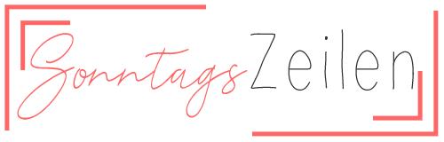 "Banner ""Sonntagszeilen"""