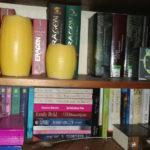 Angefangene Buchreihen