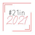 #21in2021 - Die Lesechallenge