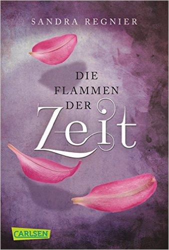 Zeitlos 3 - Die Flammen der Zeit Book Cover