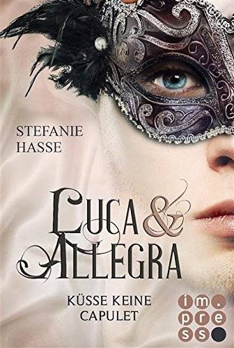 Küsse keine Capulet Book Cover