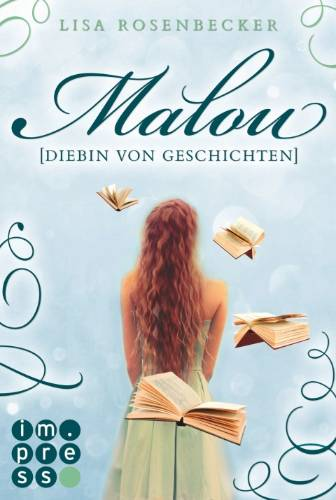 Malou. Diebin der Geschichten Book Cover