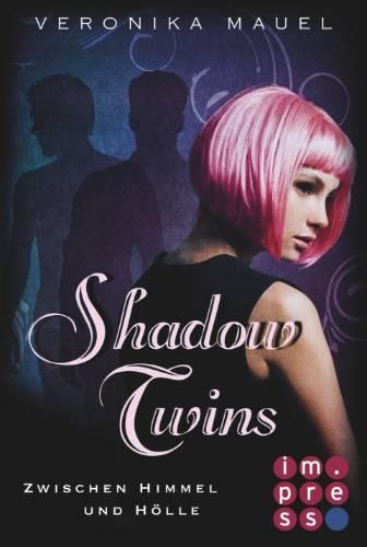 Shadow Twins. Zwischen Himmel und Hölle Book Cover
