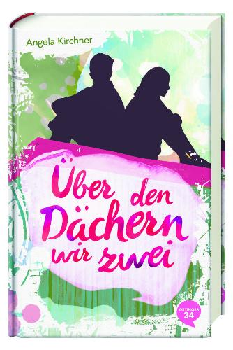 Über den Dächern wir zwei Book Cover