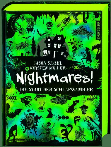 Nightmares! Die Stadt der Schlafwandler
